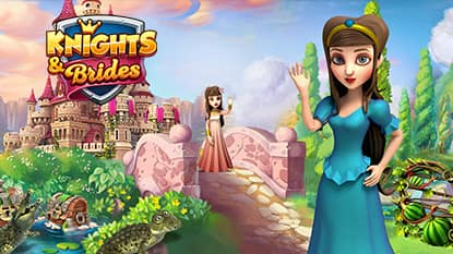 Cavaleiros e Princesas