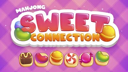 Mahjong Sweet Connection